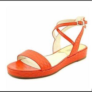 Michael Kors Kaylee Flat Mandarin Sandal 5M